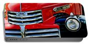 1942 Gmc  Pickup Truck Portable Battery Charger
