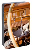1942 Packard Darrin Convertible Victoria Steering Wheel Portable Battery Charger