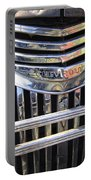 1946 Chevrolet Truck Chrome Grill Portable Battery Charger