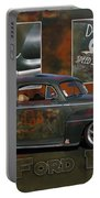 1946 Ford Deluxe Portable Battery Charger