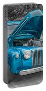 1946 Ford Pickup Portable Battery Charger
