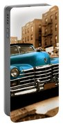 1947 Cadillac Convertible Portable Battery Charger