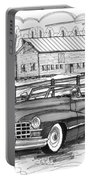 1947 Cadillac Model 52 Portable Battery Charger