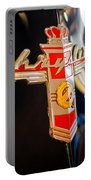 1947 Chrysler New Yorker Town And Country Convertible Emblem Portable Battery Charger