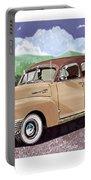 1947 Nash Statesman Portable Battery Charger by Jack Pumphrey