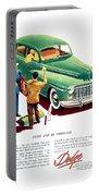 1948 - Dodge Automobile Advertisement - Color Portable Battery Charger