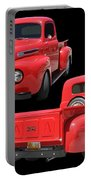 1948 Custom Ford F-100 Pick Up Portable Battery Charger
