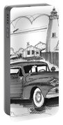1948 Lincoln Continental Portable Battery Charger