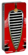 1949 Alfa Romeo 6c 2500 Ss Pininfarina Cabriolet Grille Portable Battery Charger