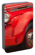 1949 Diamond T Truck Front End Portable Battery Charger
