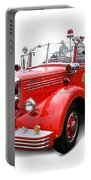 1949 Mack Fire Truck Portable Battery Charger