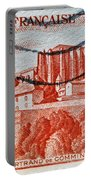 1949 Republique Francaise Stamp Portable Battery Charger