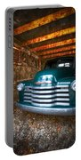 1950 Chevy Truck Portable Battery Charger