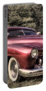 1950 Custom Mercury Subdued Color Portable Battery Charger