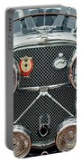 1950 Jaguar Xk120 Roadster Grille Portable Battery Charger