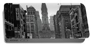 1950s Downtown Philadelphia Pa Usa Portable Battery Charger