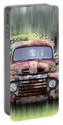 1951 Ford Truck - Found On Road Dead Portable Battery Charger