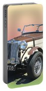 1951 M G T D B Portable Battery Charger