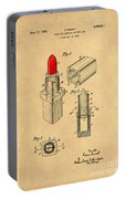 1952 Chanel Lipstick Case 4 Portable Battery Charger