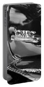 1952 Gmc Suburban Emblem Portable Battery Charger