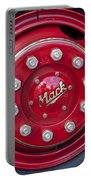 1952 L Model Mack Pumper Fire Truck Wheel Portable Battery Charger