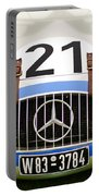 1952 Mercedes-benz W194 Coupe Portable Battery Charger by Jill Reger
