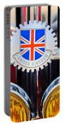 1952 Mg Replica Grille Emblem Portable Battery Charger