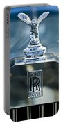 1952 Rolls-royce Hood Ornament Portable Battery Charger