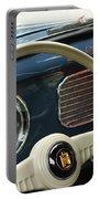 1952 Volkswagen Vw Bug Steering Wheel Portable Battery Charger