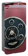 1953 Aston Martin Db2-4 Bertone Roadster Instrument Panel Portable Battery Charger