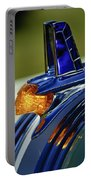 1953 Pontiac Hood Ornament 3 Portable Battery Charger