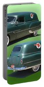 1953 Pontiac Panel Delivery Portable Battery Charger