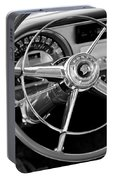 1953 Pontiac Steering Wheel 2 Portable Battery Charger