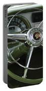 1953 Pontiac Steering Wheel Portable Battery Charger