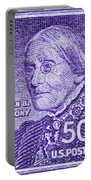 1954-1961 Susan B. Anthony Stamp Portable Battery Charger