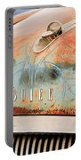 1954 Buick Special Hood Ornament Portable Battery Charger by Jill Reger