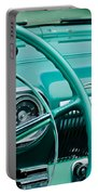 1954 Chevrolet Belair Steering Wheel 3 Portable Battery Charger