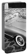 1954 Chevrolet Corvette -270bw Portable Battery Charger