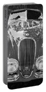1954 Jaguar Xk 120 Se Ots Bw Portable Battery Charger