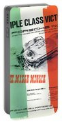 1954 Xxi Mille Miglia Portable Battery Charger