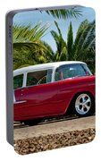 1955 Chevrolet 210 Portable Battery Charger