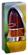 1955 Chevrolet Taillight Emblem Portable Battery Charger