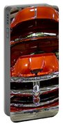 1955 Chevrolet Truck-american Classics-front View Portable Battery Charger