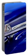 1955 Desoto Hood Ornament 3 Portable Battery Charger