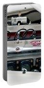 1955 Jaguar Engine Portable Battery Charger