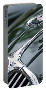 Jaguar Xk 150 Hood Ornament  Portable Battery Charger