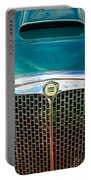 1955 Lancia Aurelia B24 Spyder America Roadster Grille -0278c Portable Battery Charger