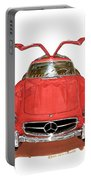 1955 Mercedes Benz 300 S L  Portable Battery Charger