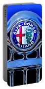 1956 Alfa Romeo Sprint Veloce Coupe Ultra Light Grille Emblem Portable Battery Charger