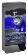 1956 Buick Special Riviera Coupe-blue Portable Battery Charger